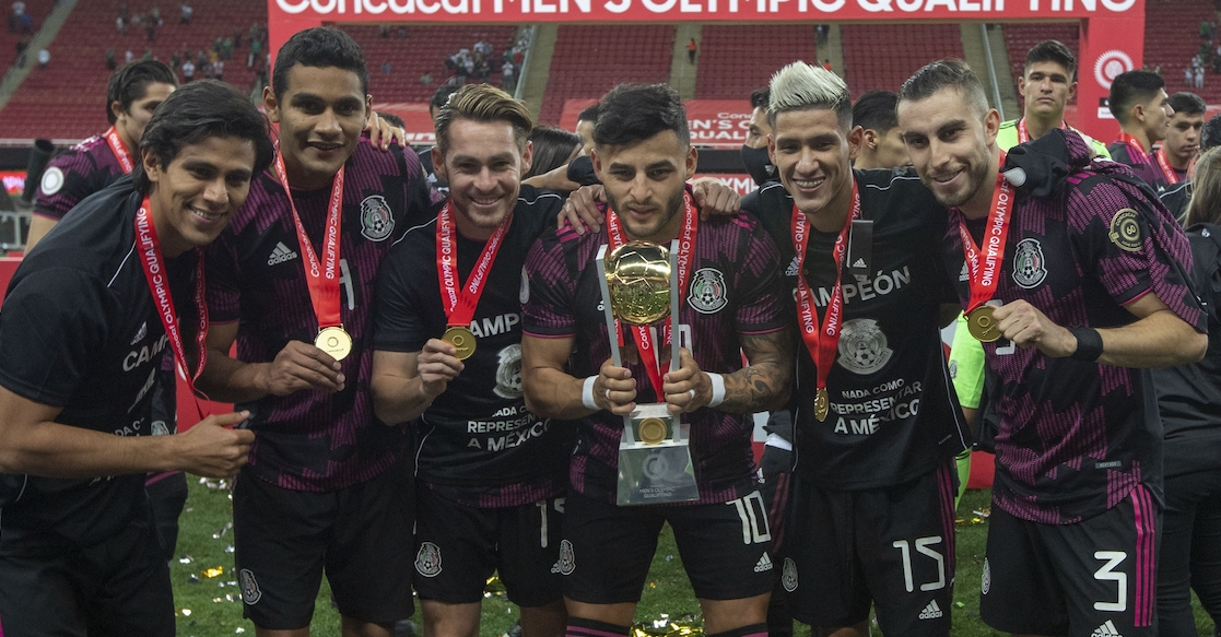 Estos son los rivales de la Selección Mexicana en los Juegos Olímpicos de Tokio