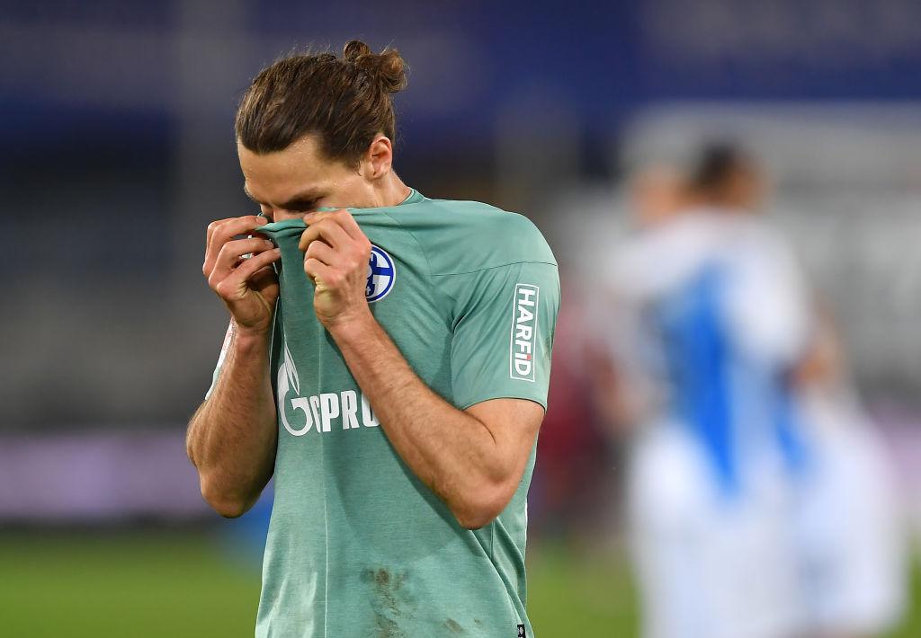 Noche triste: El Schalke 04 firmó su descenso luego de 30 años en la Bundesliga
