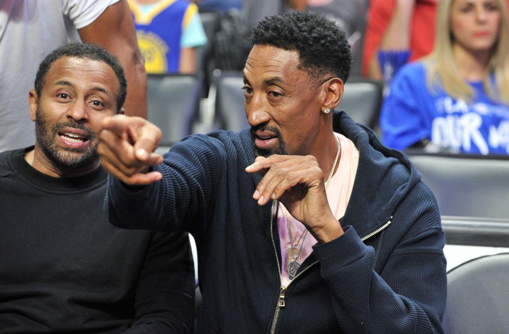 El hijo de Scottie Pippen buscará un lugar en la NBA en el próximo draft