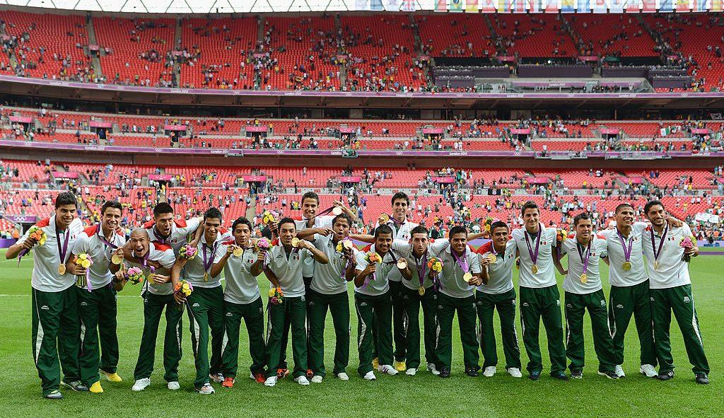 ¿Cómo le ha ido a la Selección Mexicana en el futbol de Juegos Olímpicos?