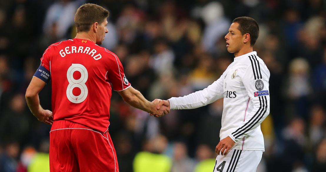 El día en que Steven Gerrard decidió dejar al Liverpool en un juego contra Real Madrid