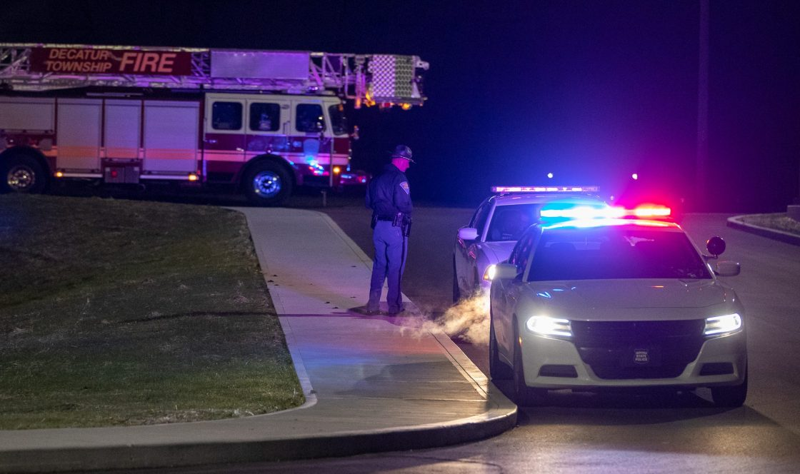 The scene outside a FedEx facility in Indianapolis where multiple people were reportedly shot late Thursday night. According to IMPD spokesperson Genae Cook, 8 victims are dead. The shooter also took their own life.Fedex Mass Shooting Indianapolis Indystar