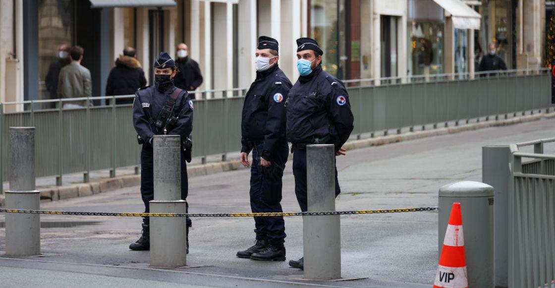 Paris Shooting Death