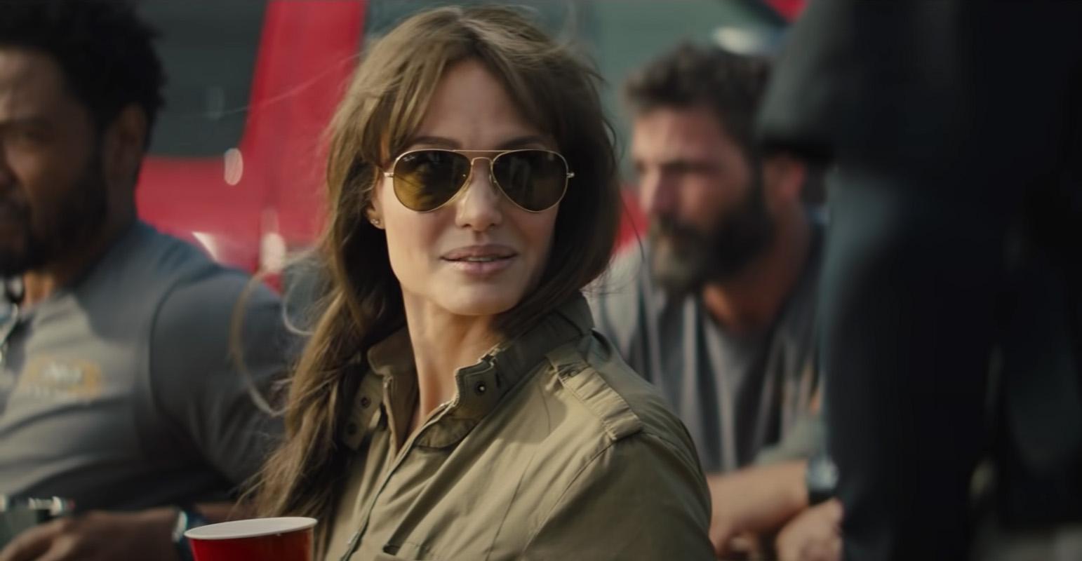 Angelina Jolie está de vuelta en el impresionante tráiler de 'Those Who Wish Me Dead'