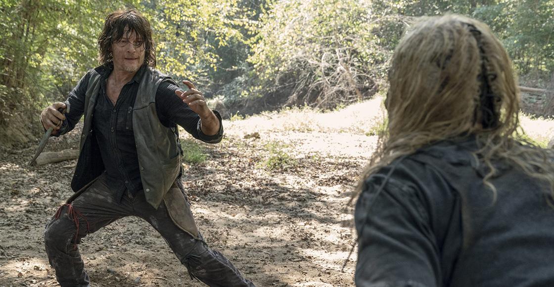 Ahora sí: La última temporada de 'The Walking Dead' ya tiene fecha de estreno