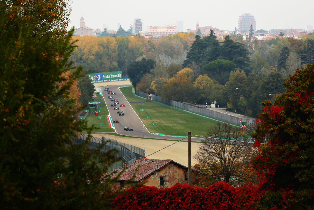 ¿Cómo, cuándo y dónde ver en vivo a Checo Pérez en el Gran Premio de Imola?