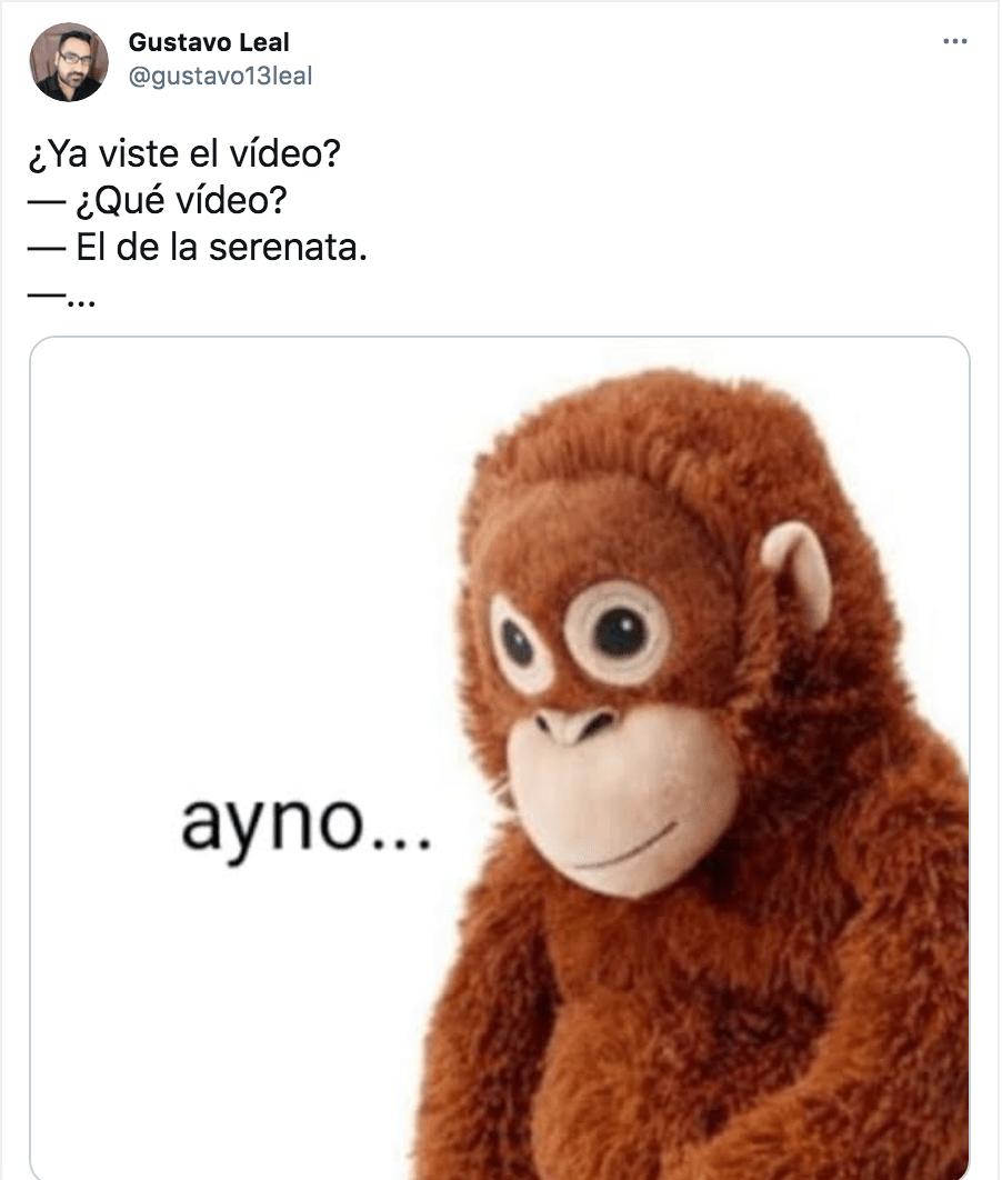 La historia detrás del meme: La verdad detrás de la serenata viral con mariachis