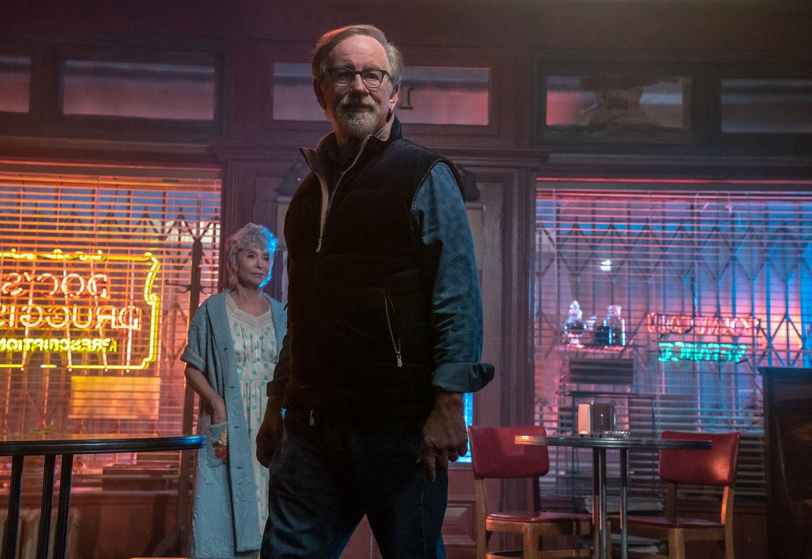 Checa el teaser de 'West Side Story', la nueva cinta de Steven Spielberg