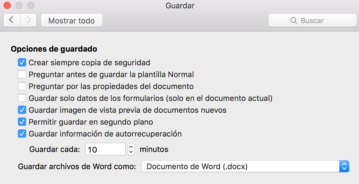 ¡Aleluya! Algunos consejos para recuperar documentos sin guardar en Word