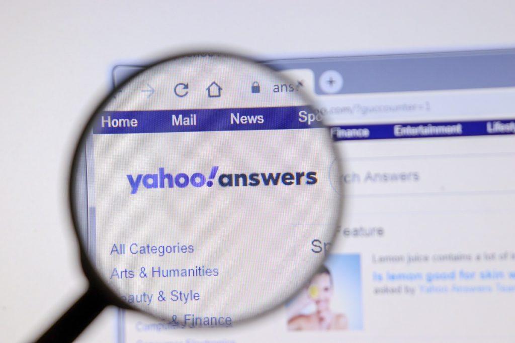 Adiós, vaquero: Yahoo Respuestas cerrará para siempre luego de 15 años
