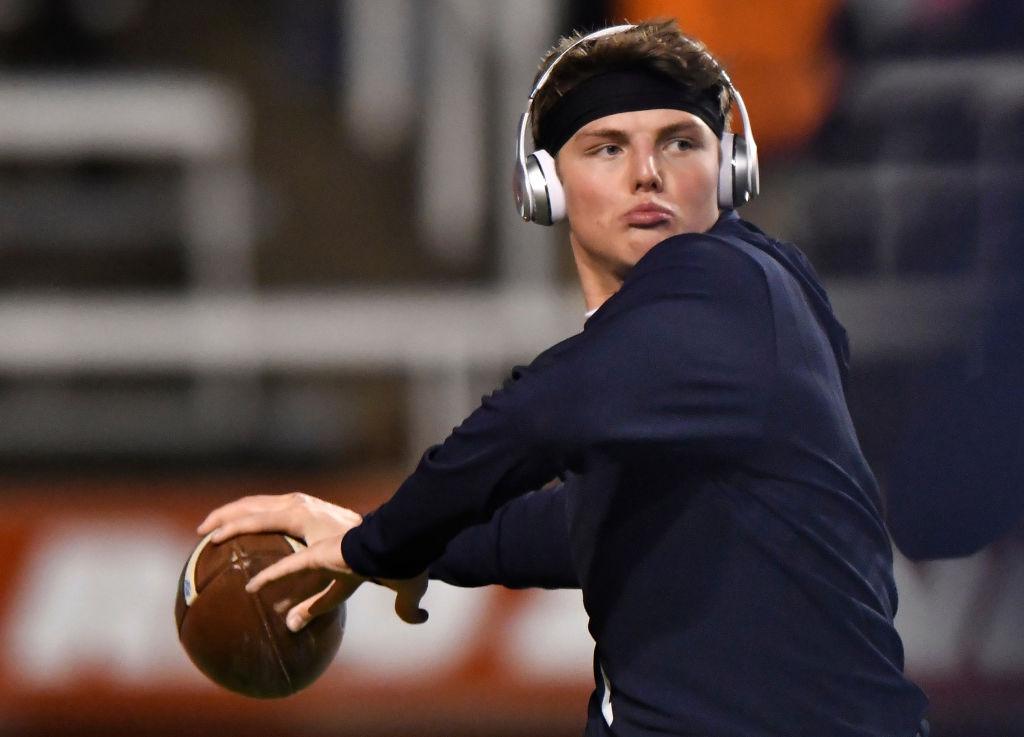 Zach Wilson, la apuesta de los Jets en el Draft que pudo brillar en el basquetbol