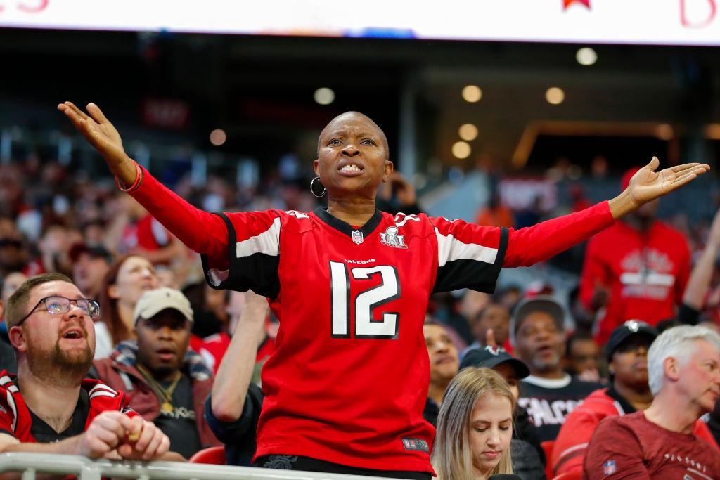 Fan de los Atlanta Falcons