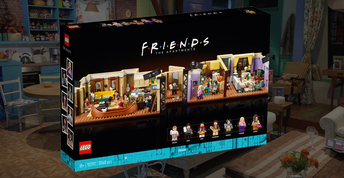 LEGO presenta nuevo set de Friends