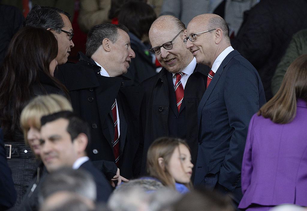 Hermanos Glazer, dueño del Manchester United