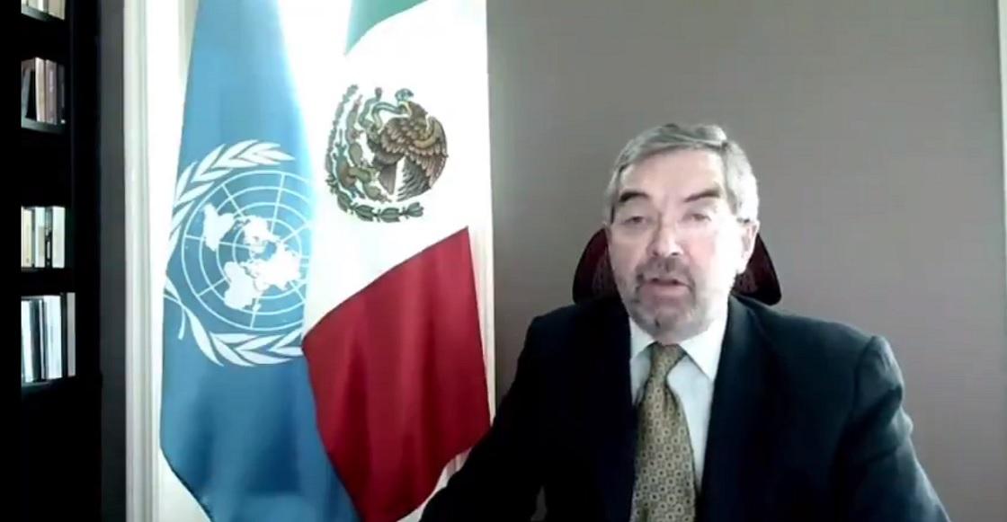 Juan Ramon de la Fuente ONU