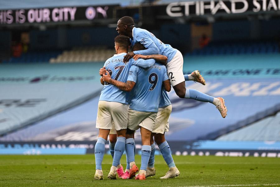 Leicester le da el séptimo título al Manchester City... ¡En Old Trafford!