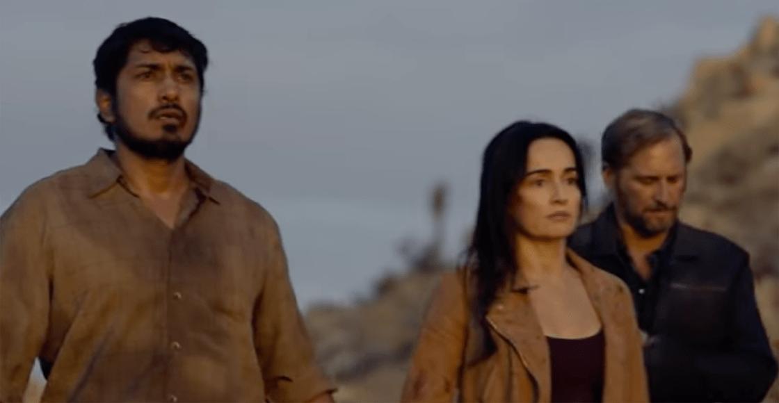 Ana de la Reguera y Tenoch Huerta protagonizan el tráiler de 'Forever The Purge'