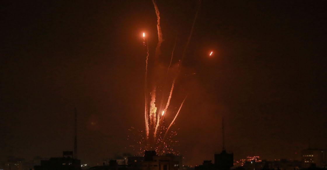 Minors who bombed Gaza, Israel