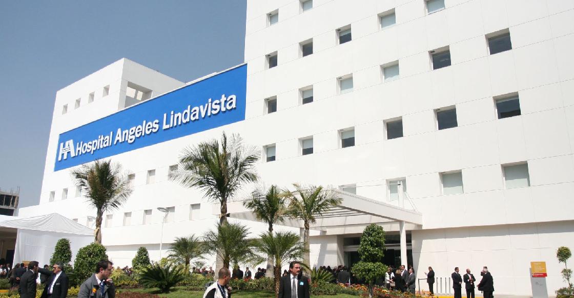 Balacera en estacionamiento del Hospital Ángeles Lindavista deja dos muertos