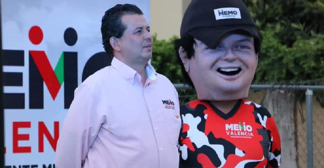 Atacan a balazos al equipo de Guillermo Valencia, candidato del PRI a la presidencia de Morelia