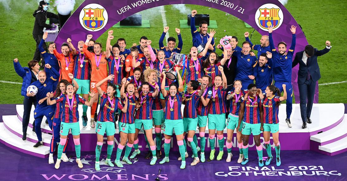5 puntos para entender el éxito del Barcelona Femenil en la Champions League
