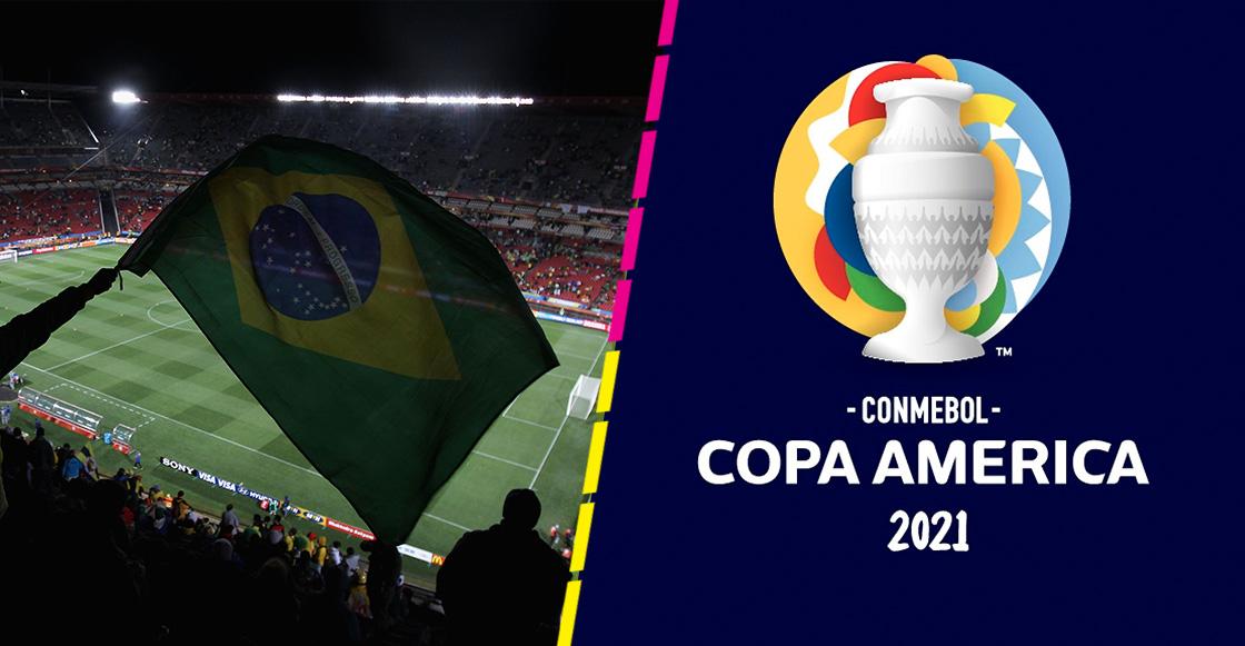 Brasil será sede oficial de la Copa América, a pesar de la crisis sanitaria