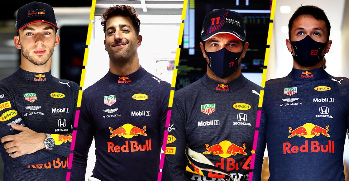 Checo Pérez, el mejor escudero de Verstappen en de Red Bull desde Daniel Ricciardo