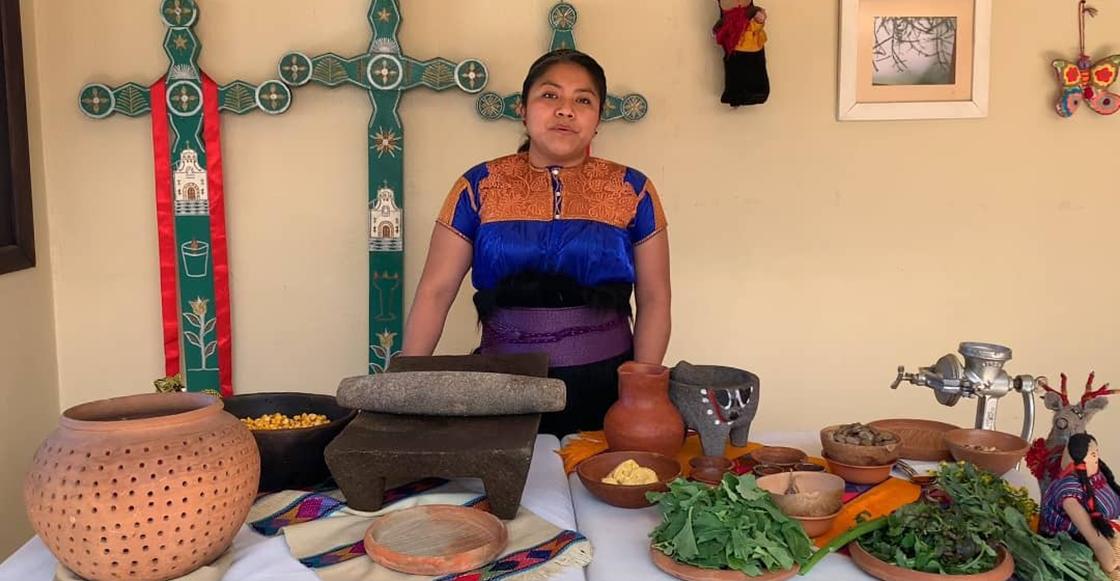 ¡Bravo! Claudia Ruíz, mexicana tzotzil, entre las mejores 50 chefs del mundo según Forbes
