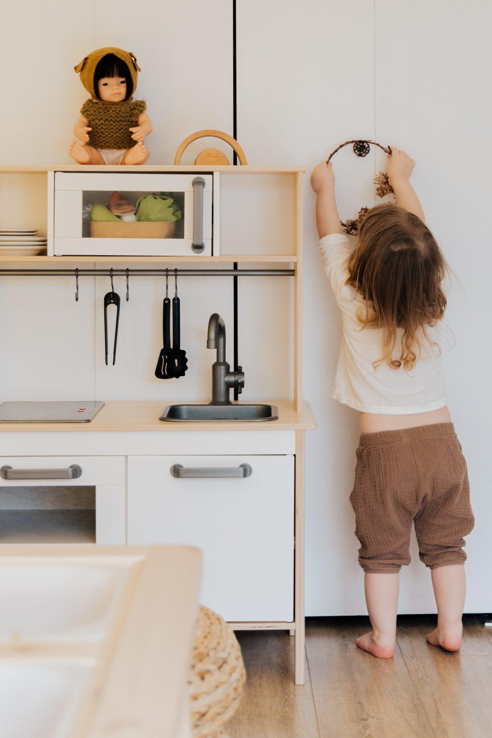 """""""No quiero ser niña, quiero ser chef"""": Niño se viraliza por pedir cocina de juguete"""