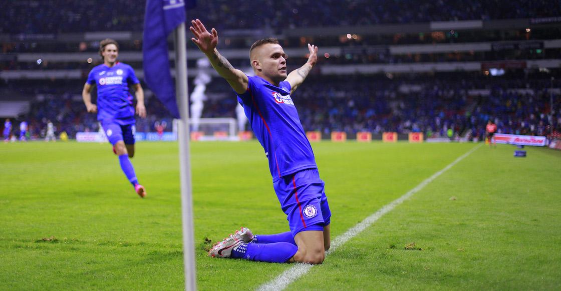 Revive los goles con los que Cruz Azul se convirtió en campeón del Guardianes 2021