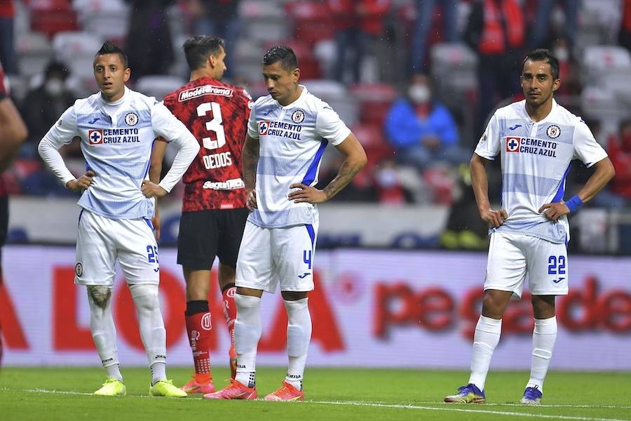 ¡ Dios, soy yo otra vez! Los memes y goles de la derrota de Cruz Azul en Toluca