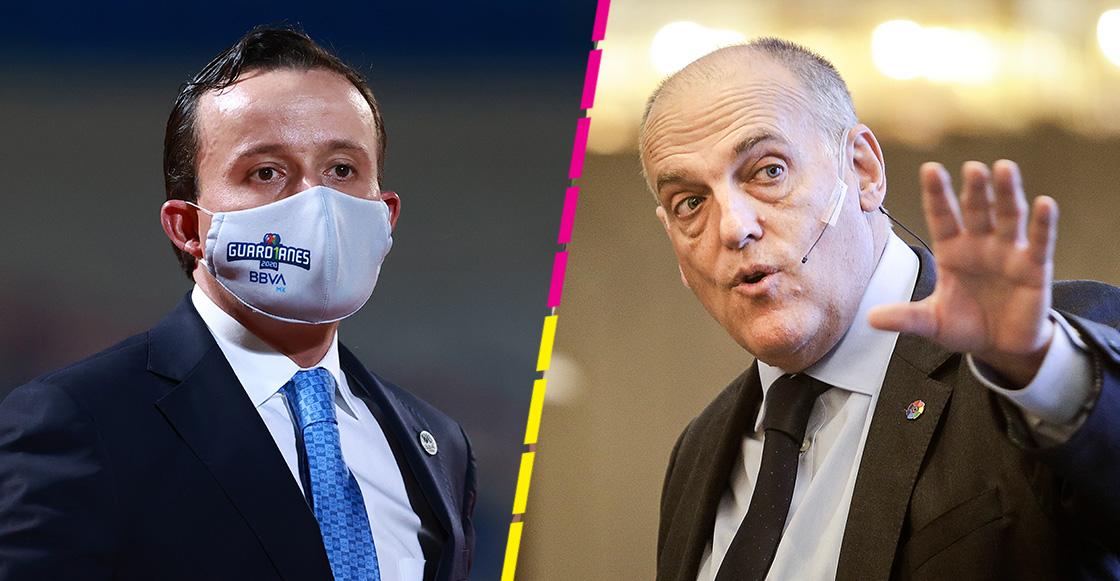 ¿De qué va el acuerdo entre La Liga de España y Liga MX?