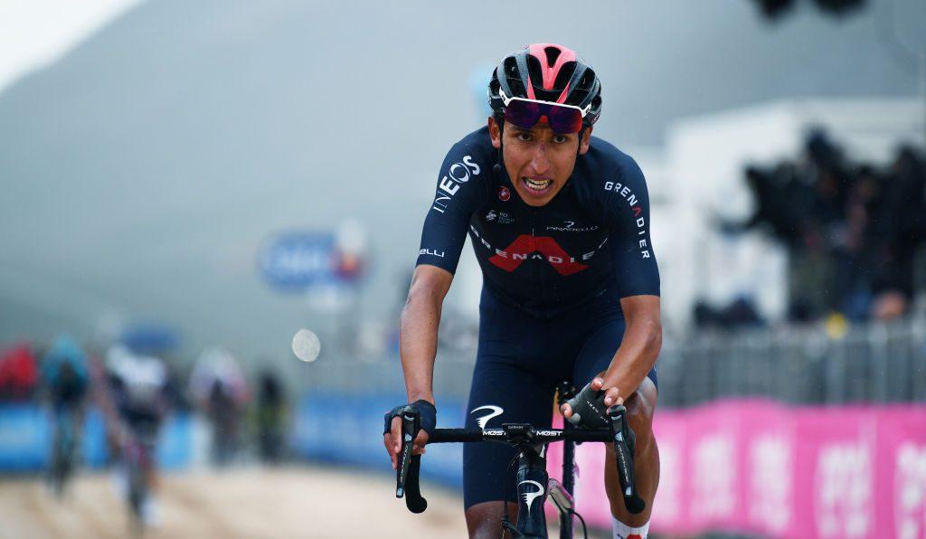 ¿Quién es Egan Bernal, el colombiano que brilla en el ciclismo internacional?