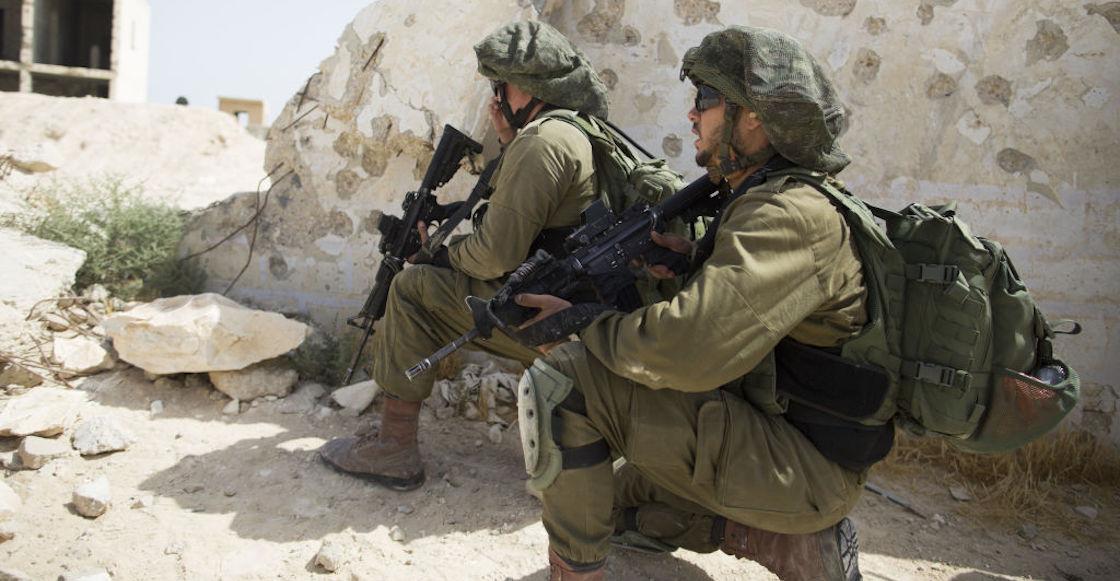 Israeli Gaza Army