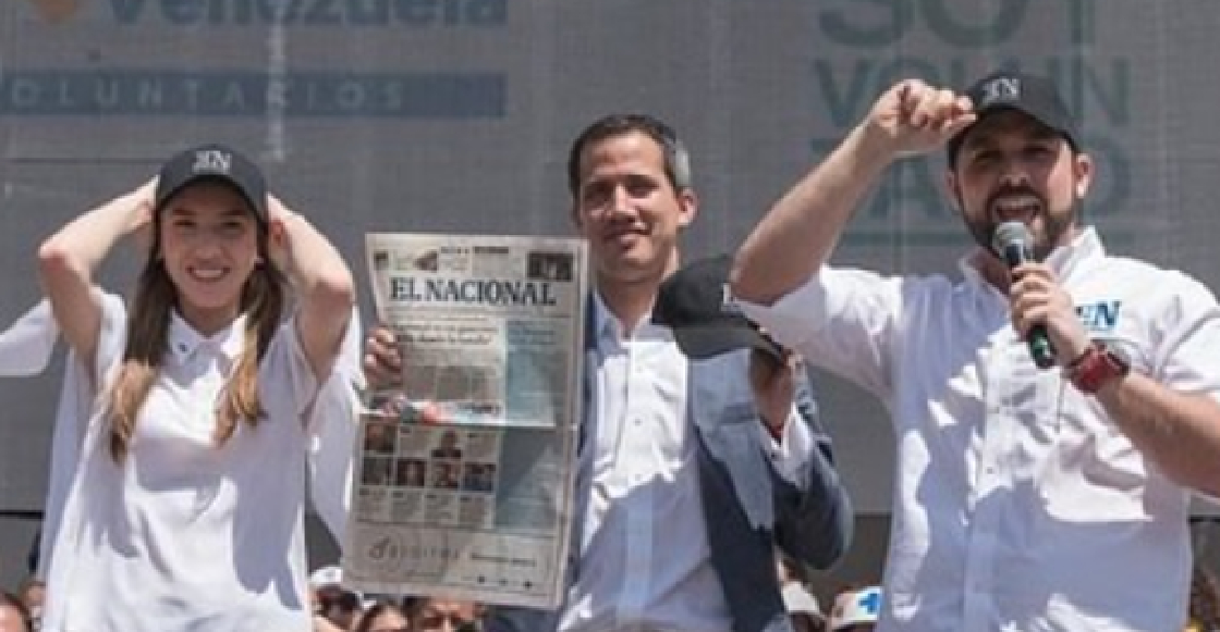 """Autoridades de Venezuela embargan la sede del periódico El Nacional por """"daño moral"""""""