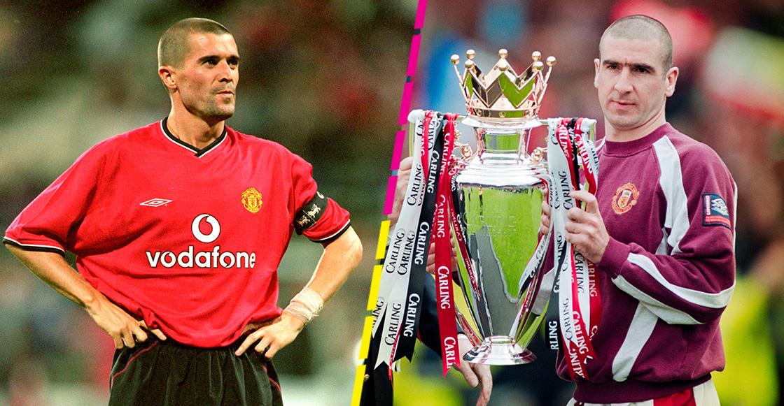 Eric Cantona y Roy Keane son los nuevos miembros del salón de la fama de la Premier League