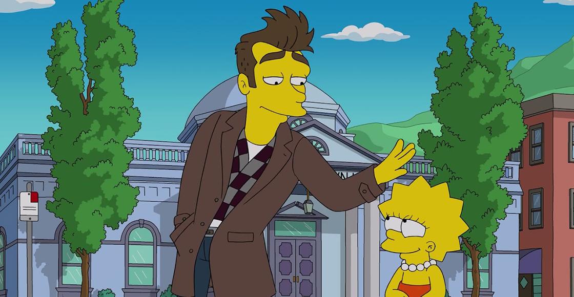 Escucha a Benedict Cumberbatch cantando como Morrissey en 'Los Simpson'