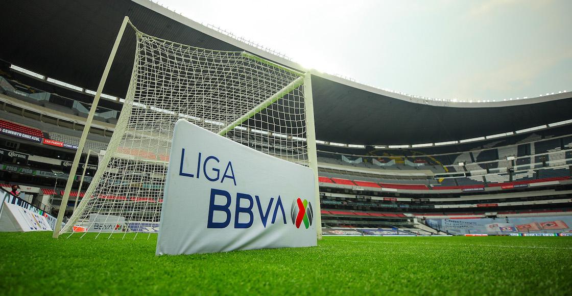 La Liguilla se jugaría con aficionados en el Estadio Azteca gracias al semáforo amarillo