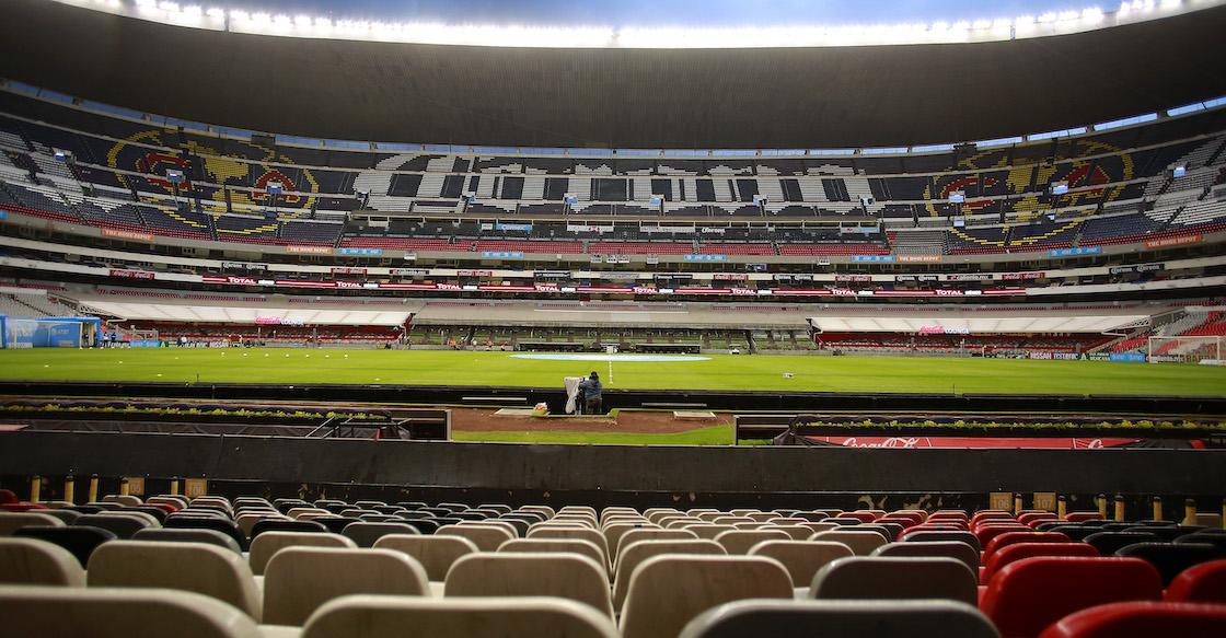 Boletos, abonados, horarios y reglas: Así será el regreso de aficionados de América y Cruz Azul al Estadio Azteca