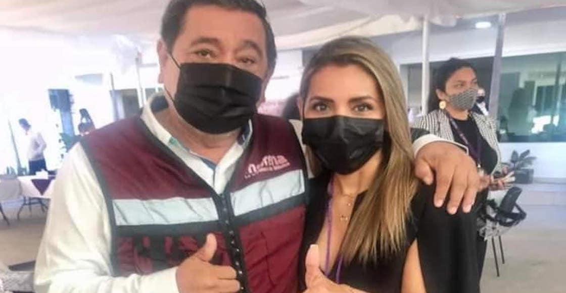 Evelyn Salgado asegura que su padre (Félix Salgado Macedonio) no gobernará Guerrero a través de ella