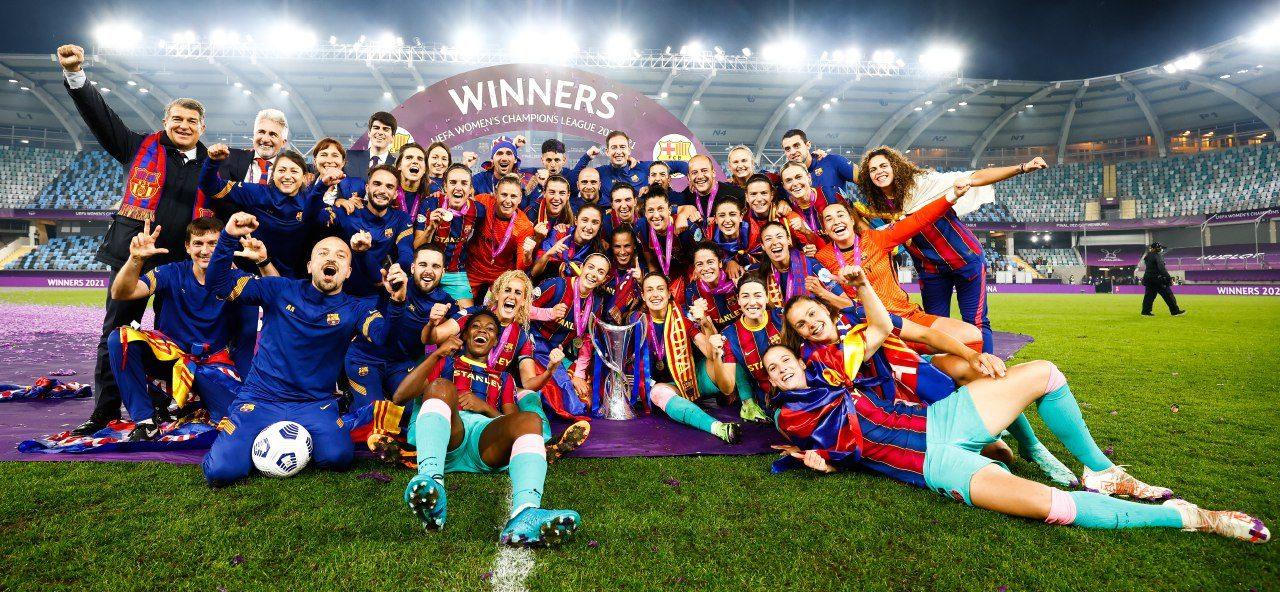 ¿Igualdad? Este es el premio económico que reciben las campeonas de la Champions League Femenil