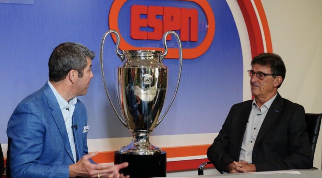 Así se despidieron ESPN y Fox Sports de la Champions League