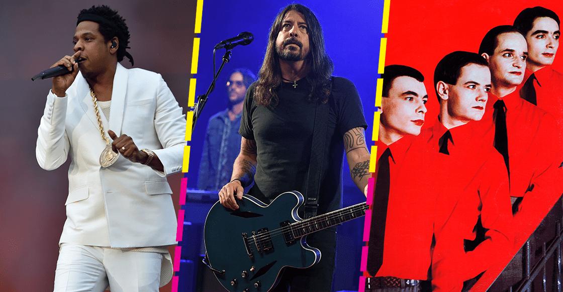 ¡Foo Fighters, Jay-Z, Kraftwerk y más entran al Rock & Roll Hall of Fame 2021!