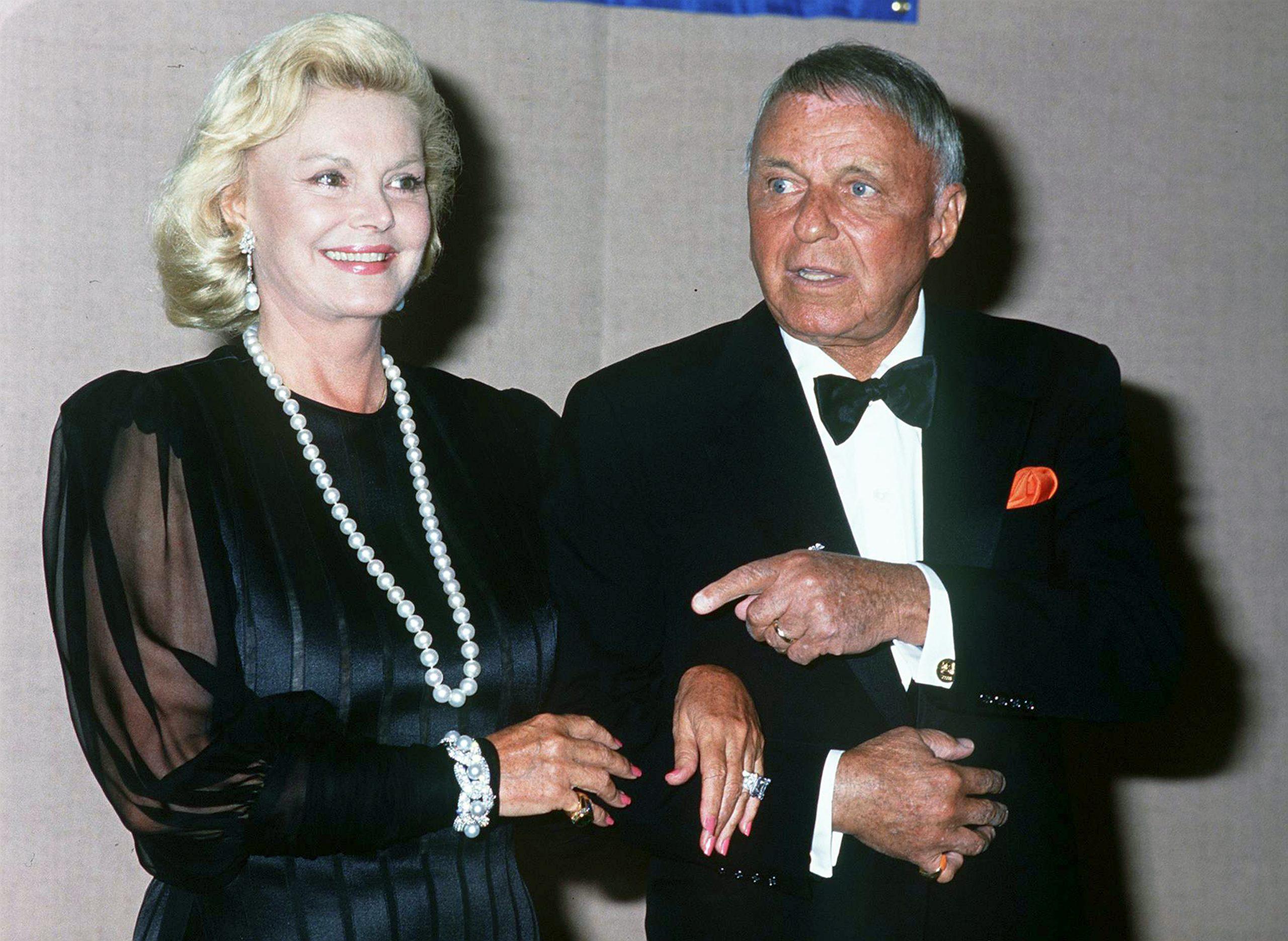 Así fue la noche en la que Luis Miguel cantó para Frank Sinatra