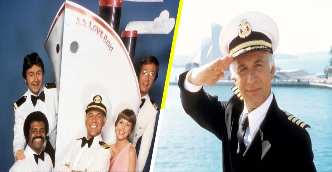 Gavin Macleod, el capitán del 'Crucero del Amor' murió a los 90 años de edad