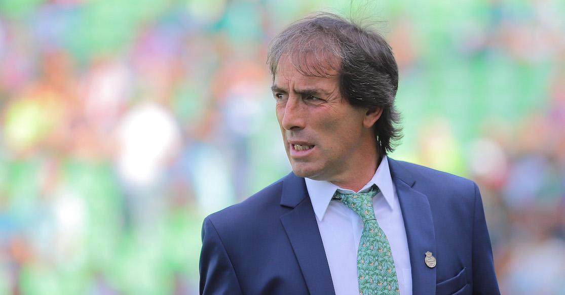 Guillermo Almada, el 'Guardiola uruguayo' que le saca oro a la cantera de Santos Laguna