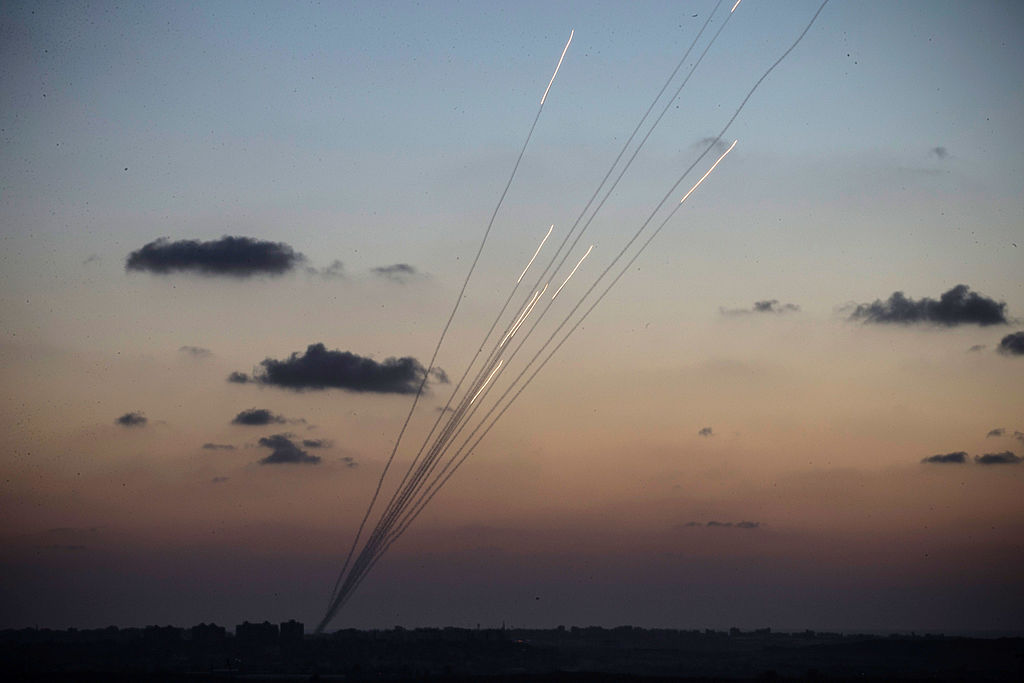 Ron-Dome Missile System Israel.