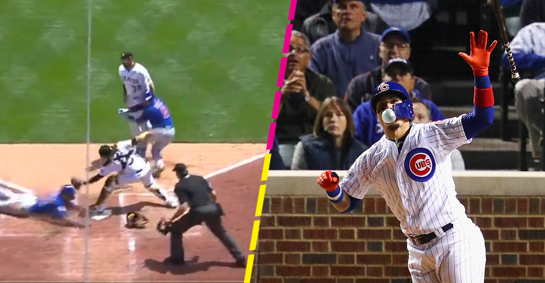 ¡Javier Báez les vio la cara! Pirates pasan de tener un doble play al oso del año en la MLB
