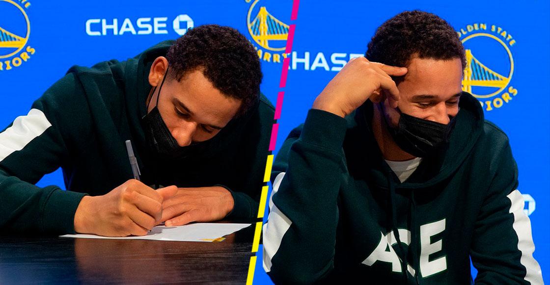¡Misión cumplida! Juan Toscano ya tiene contrato multianual en la NBA con los Warriors
