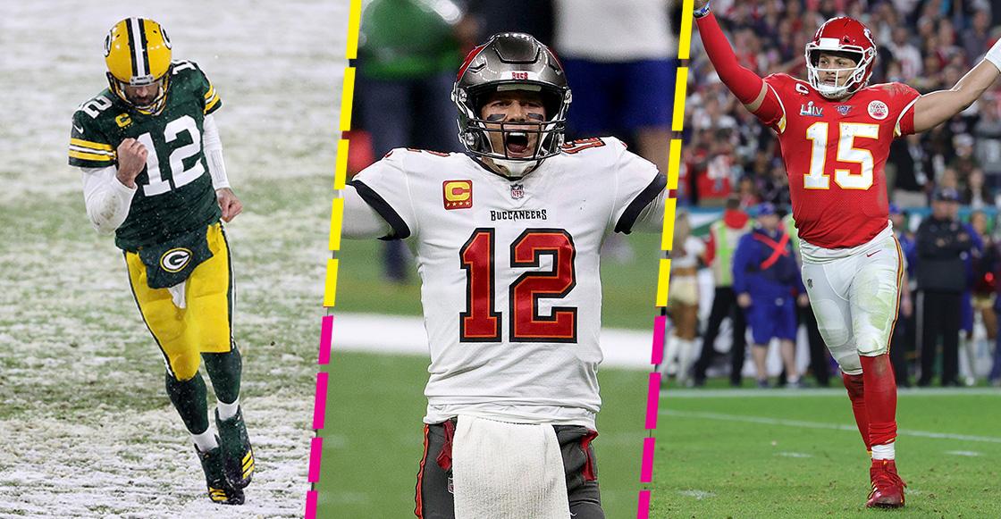 ¡Agárrense! Los partidos más atractivos de la temporada 2021 de la NFL